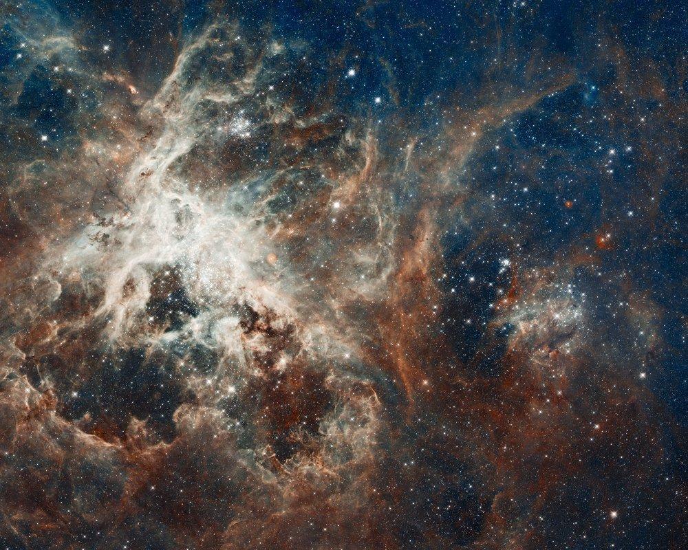 Spider Nebula Poster, Space, Poster Satış, all posters, kanvas tablo, canvas print sales