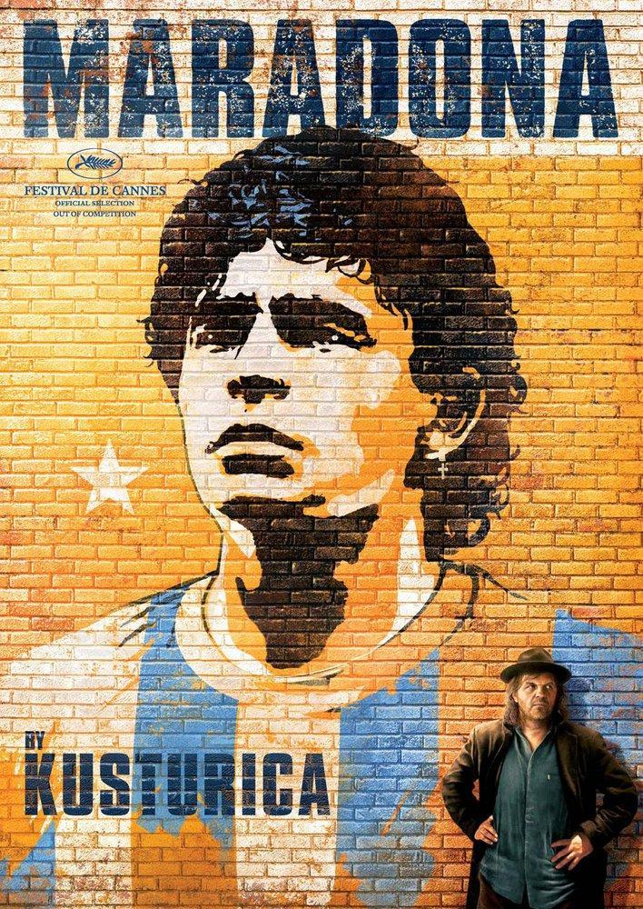 Maradona by Kusturica Poster, Sport, Poster Satış, all posters, kanvas tablo, canvas print sales