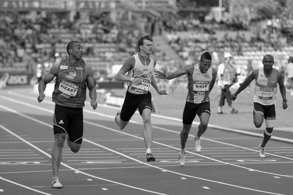 Erkekler 100 m Atletizm Şampiyonası Posteri, Spor, Poster Satış, all posters, kanvas tablo, canvas print sales