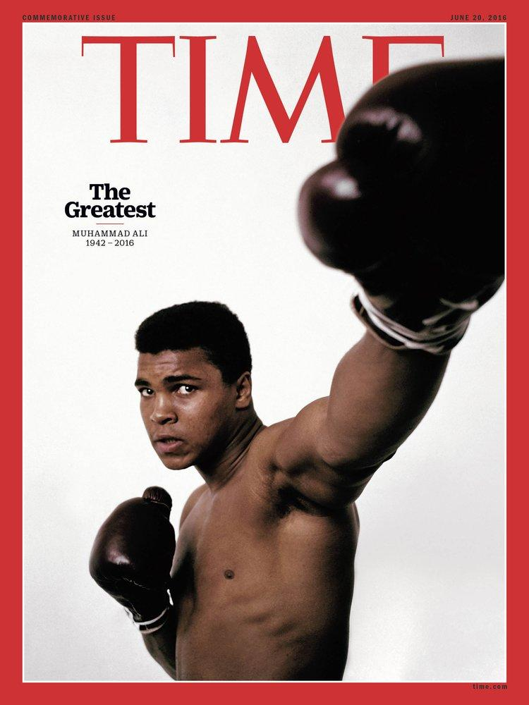 Muhammad Ali Time Poster, Sport, Poster Satış, all posters, kanvas tablo, canvas print sales