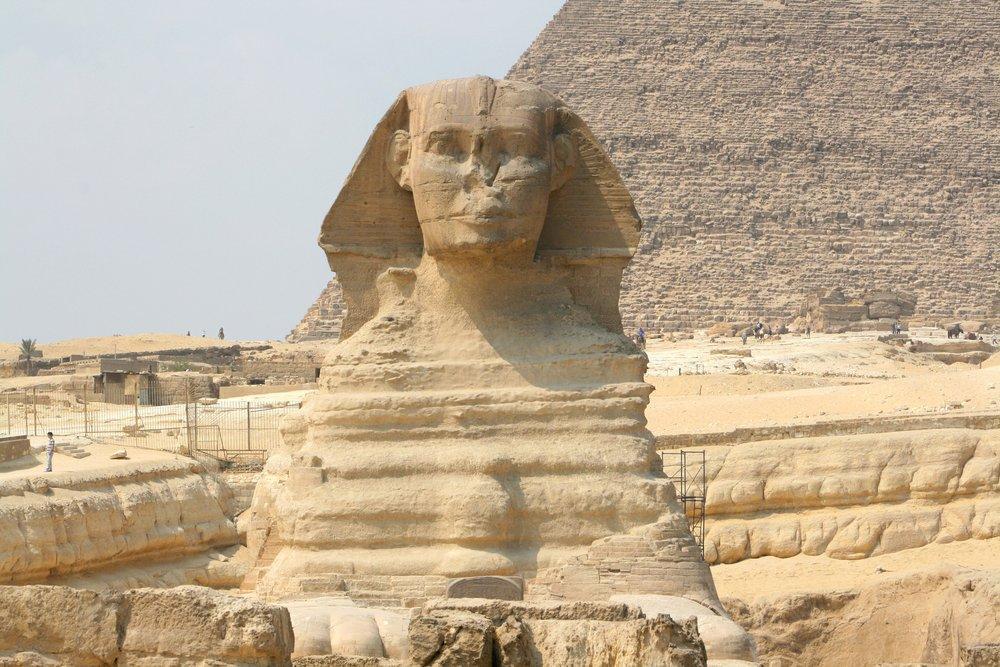 Great Sphinx Poster, Landscape, Poster Satış, all posters, kanvas tablo, canvas print sales