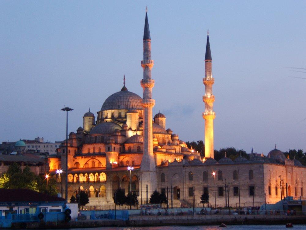 New Mosque Poster, Landscape, Poster Satış, all posters, kanvas tablo, canvas print sales
