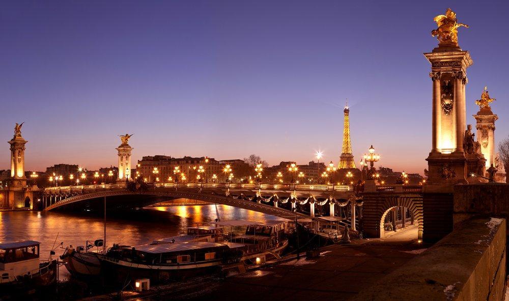 Alexandre III Bridge and Les Invalides Poster, Landscape, Poster Satış, all posters, kanvas tablo, canvas print sales