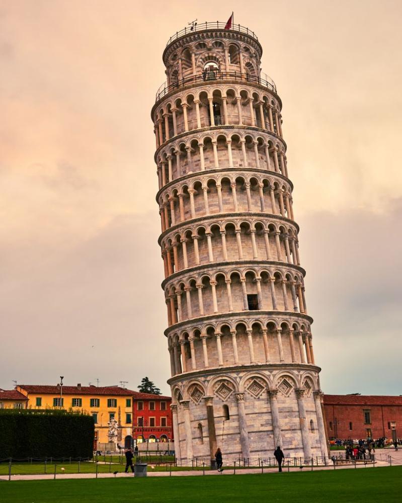 Leaning Tower of Pisa Poster, Landscape, Poster Satış, all posters, kanvas tablo, canvas print sales