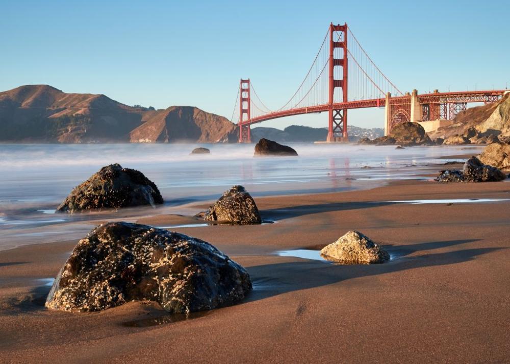 San Francisco Bridge Poster, Landscape, Poster Satış, all posters, view