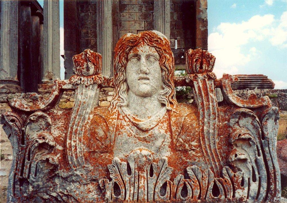 Aizanoi Zeus Tapınağı Posteri, Manzara, Poster Satış, all posters