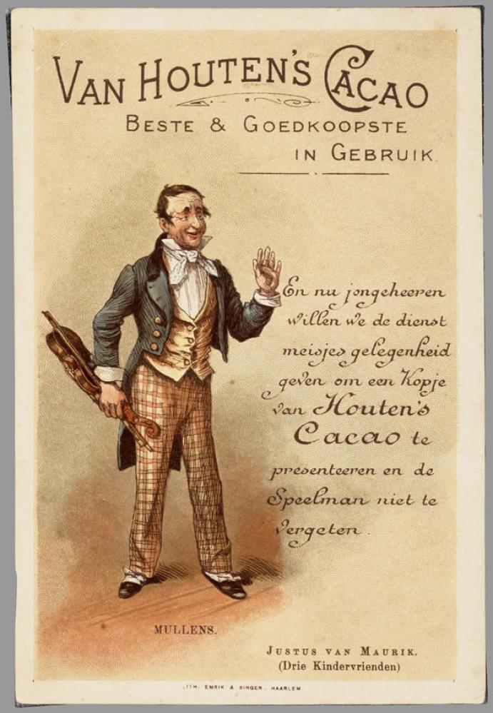 Van Houten s Cacao Vintage Poster 2, Vintage, Poster Satış, all posters, kanvas tablo, canvas print sales