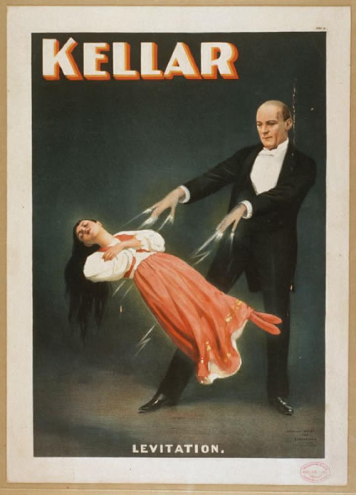 Kellar Vintage Poster, Vintage, Poster Satış, all posters, kanvas tablo, canvas print sales