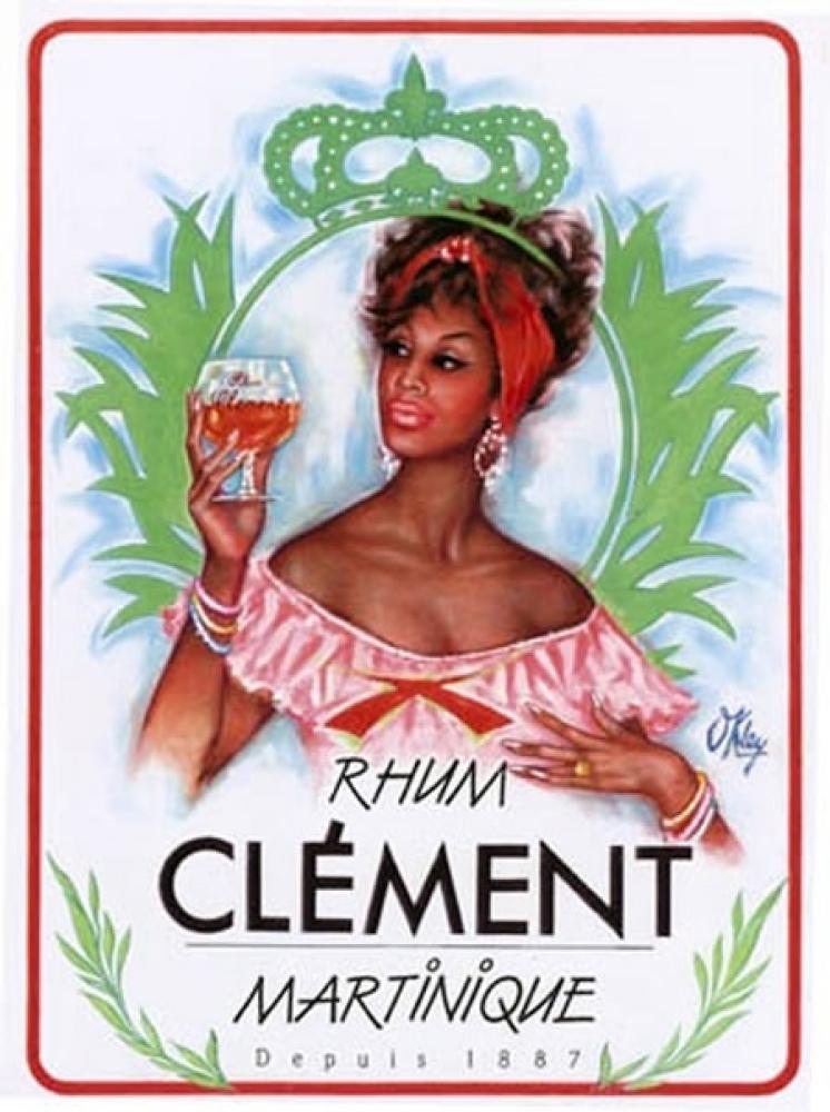 Clement Martinique Vintage Poster, Vintage, Poster Satış, all posters, kanvas tablo, canvas print sales