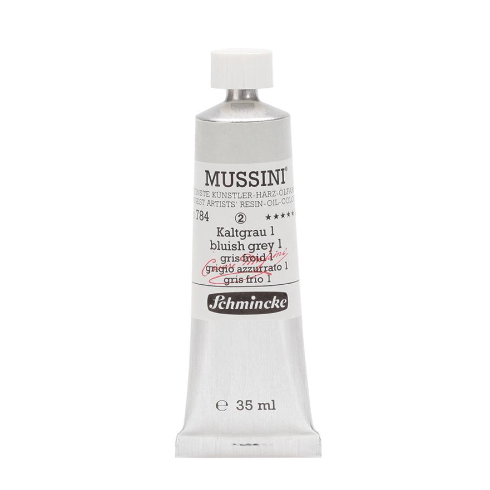 Schmincke Mussini Bluish Grey-1 784 Yağlı Boya 35 ml, Yağlı Boya, Schmincke, kanvas tablo, canvas print sales