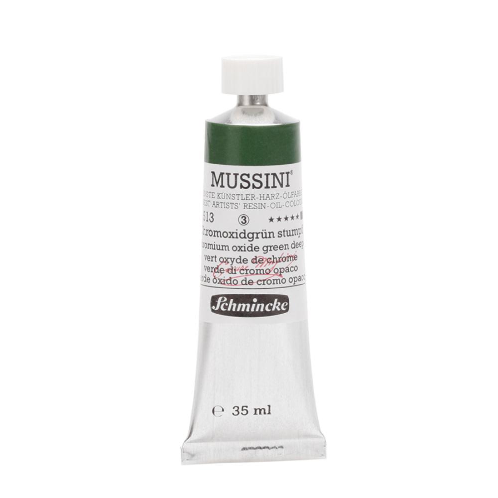 Schmincke Mussini Chromium Oxide Green Deep 513 Yağlı Boya 35 ml, Yağlı Boya, Schmincke, kanvas tablo, canvas print sales