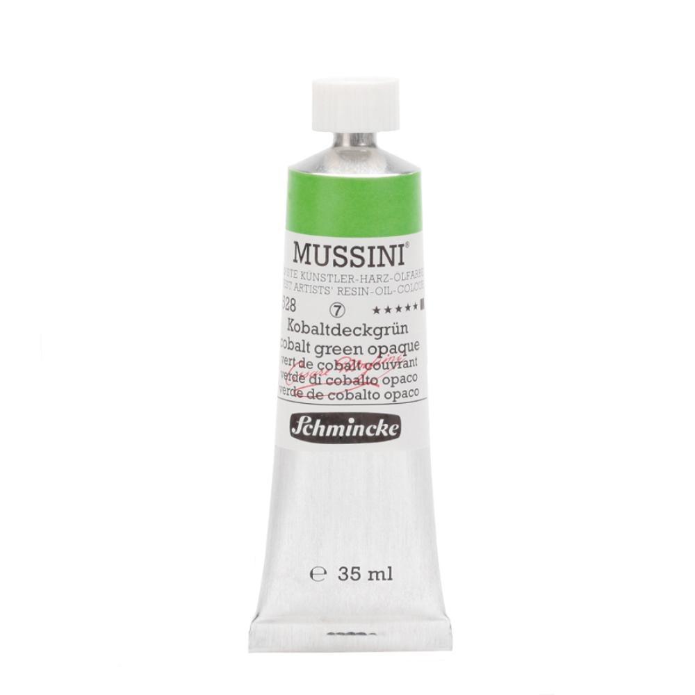 Schmincke Mussini Cobalt Green Opaque 528 Yağlı Boya 35 ml, Yağlı Boya, Schmincke, kanvas tablo, canvas print sales