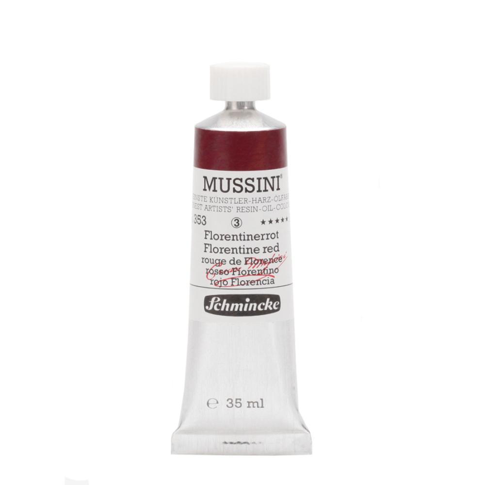 Schmincke Mussini Florentine Red 353 Yağlı Boya 35 ml, Yağlı Boya, Schmincke, kanvas tablo, canvas print sales