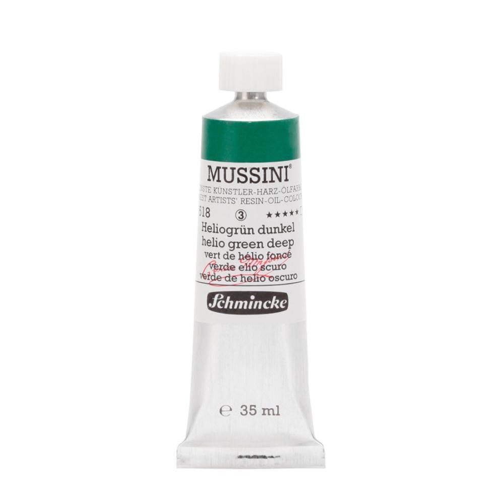 Schmincke Mussini Helio Green Deep 518 Yağlı Boya 35 ml, Yağlı Boya, Schmincke, kanvas tablo, canvas print sales