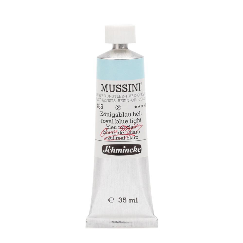Schmincke Mussini Royal Blue Light 485 Yağlı Boya 35 ml, Yağlı Boya, Schmincke, kanvas tablo, canvas print sales