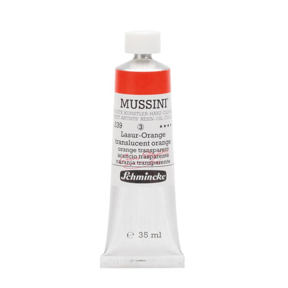 Schmincke Mussini Translucent Orange 239 Yağlı Boya 35 ml, Yağlı Boya, Schmincke, kanvas tablo, canvas print sales