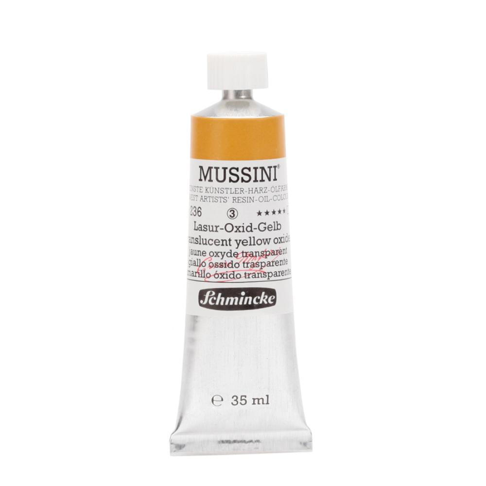 Schmincke Mussini Translucent Yellow Oxide 236 Yağlı Boya 35 ml, Yağlı Boya, Schmincke, kanvas tablo, canvas print sales