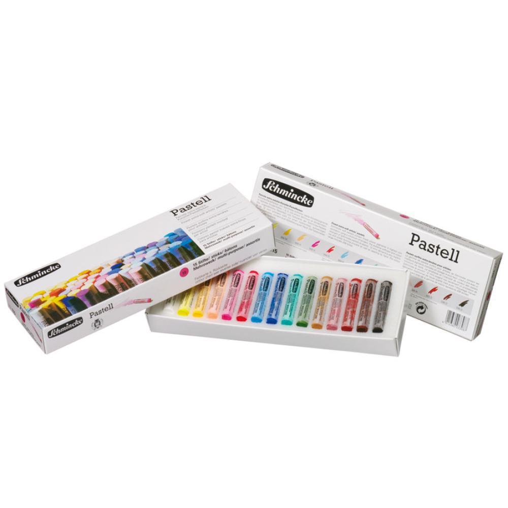 Crayons 77115 Cardboard Set 15 X, Crayons, Schmincke, kanvas tablo, canvas print sales