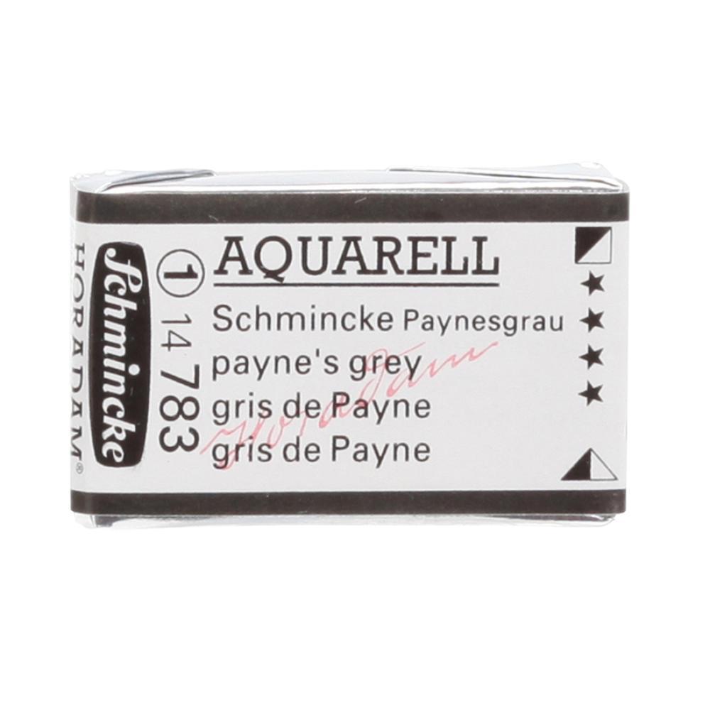 Schmincke H Aquarell 1/1 tab Payne S Grey 783 suluboya, Suluboya, Schmincke, kanvas tablo, canvas print sales