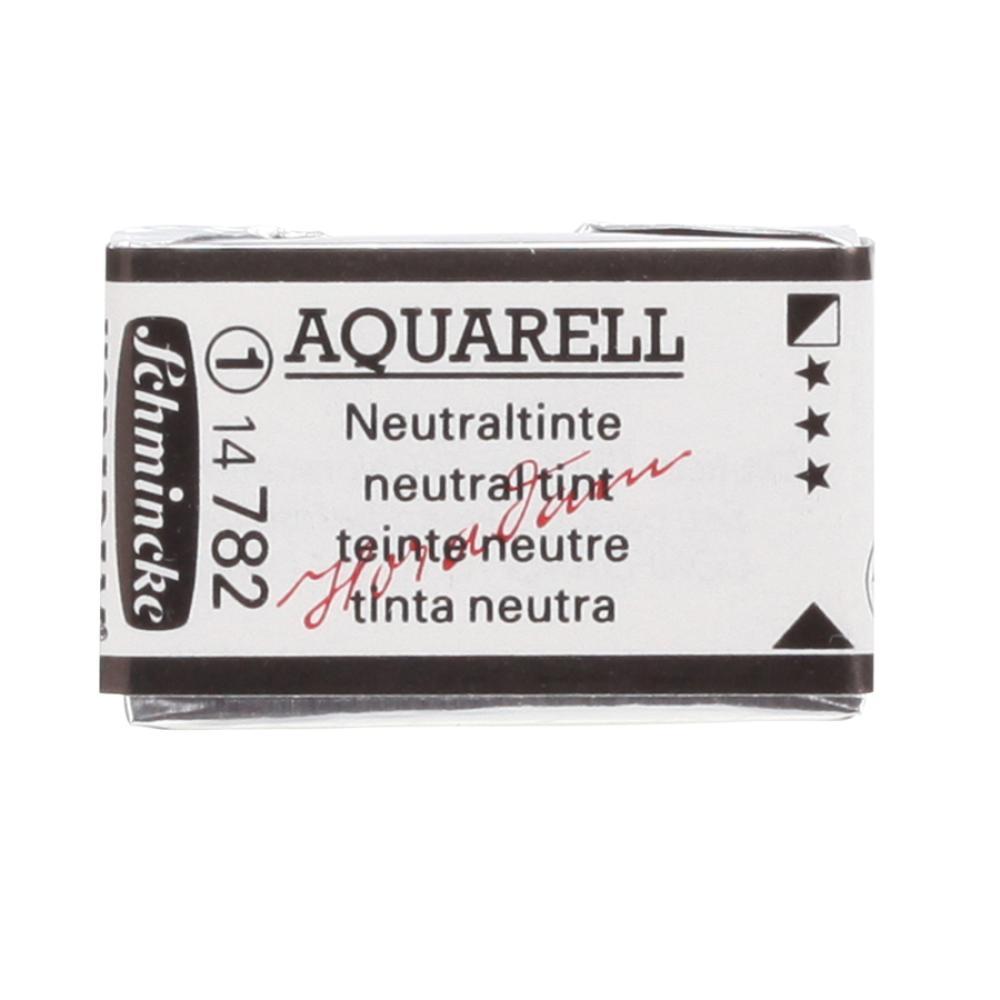 Schmincke H Aquarell 1/1 tab Neutral Tint 782 Suluboya, Suluboya, Schmincke, kanvas tablo, canvas print sales