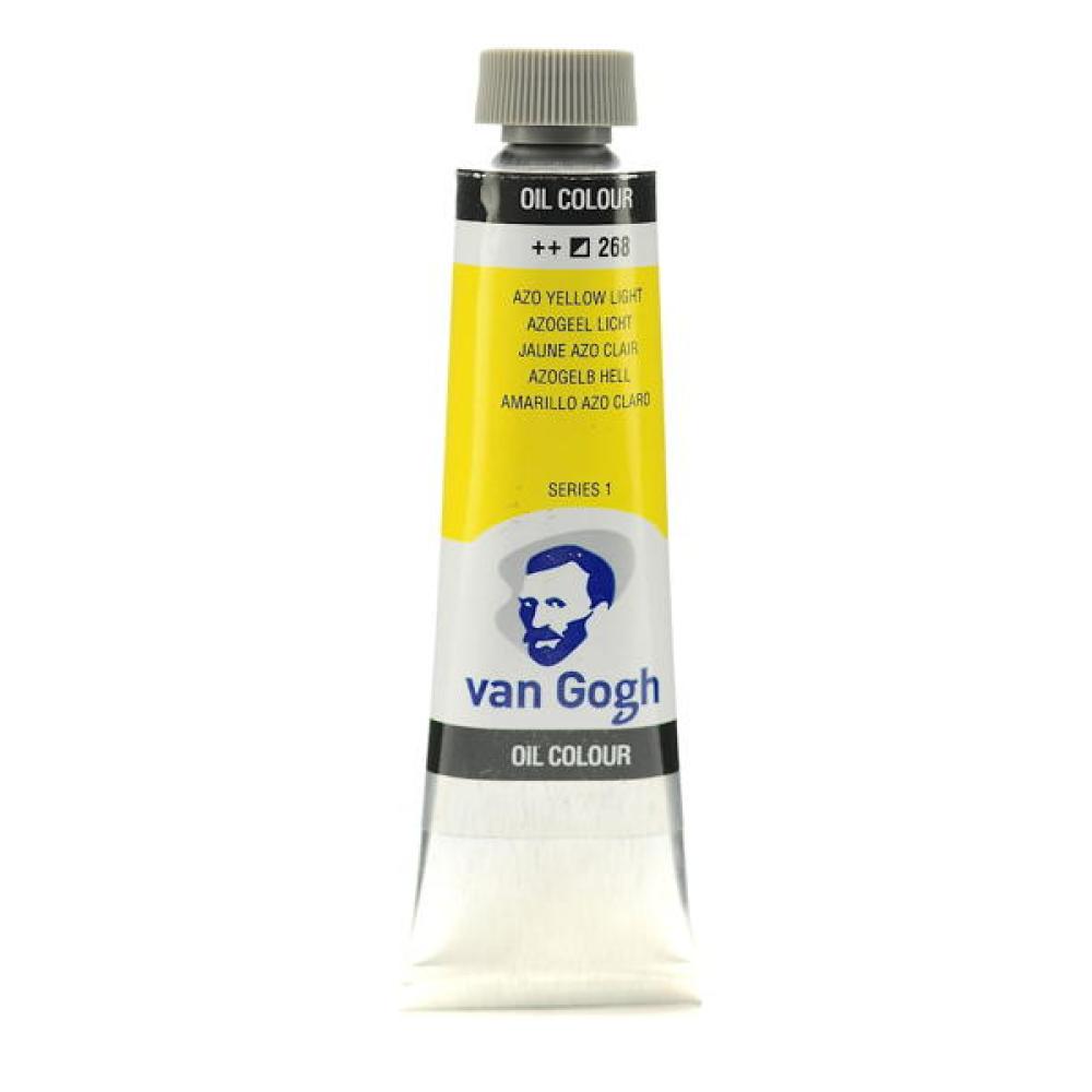 Talens Van Gogh Yağlı Boya Azo Yellow Light 40 ml, Yağlı Boya, Talens Van Gogh, kanvas tablo, canvas print sales