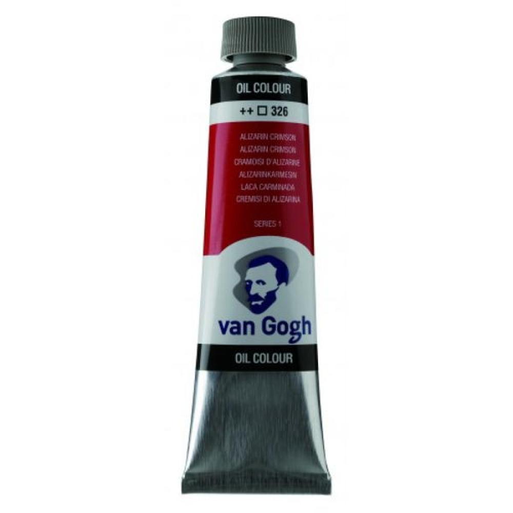 Talens Van Gogh Yağlı Boya Alizarin Crimson 40 ml, Yağlı Boya, Talens Van Gogh, kanvas tablo, canvas print sales