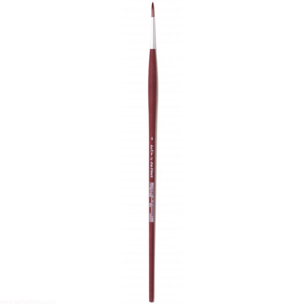 Da Vinci Forte Acrylics Round Synthetic Brush Seri 8630 No: 4, Oil Paint and Acrylic, Mark: Da Vinci, kanvas tablo, canvas print sales