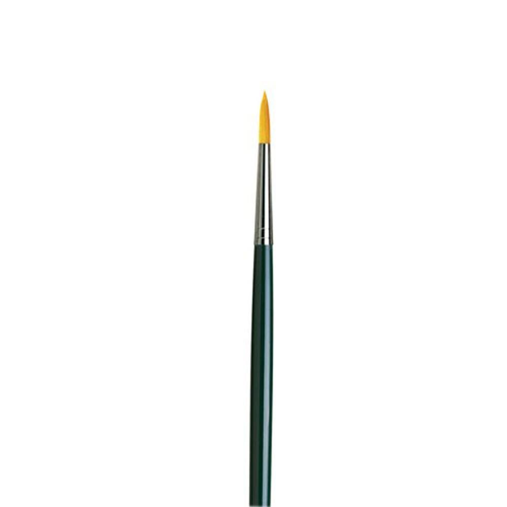 Da Vinci Nova Round Oil Paint Brush Yellow Synthetic Serie 1670 No: 4, Oil Paint and Acrylic, Mark: Da Vinci, kanvas tablo, canvas print sales