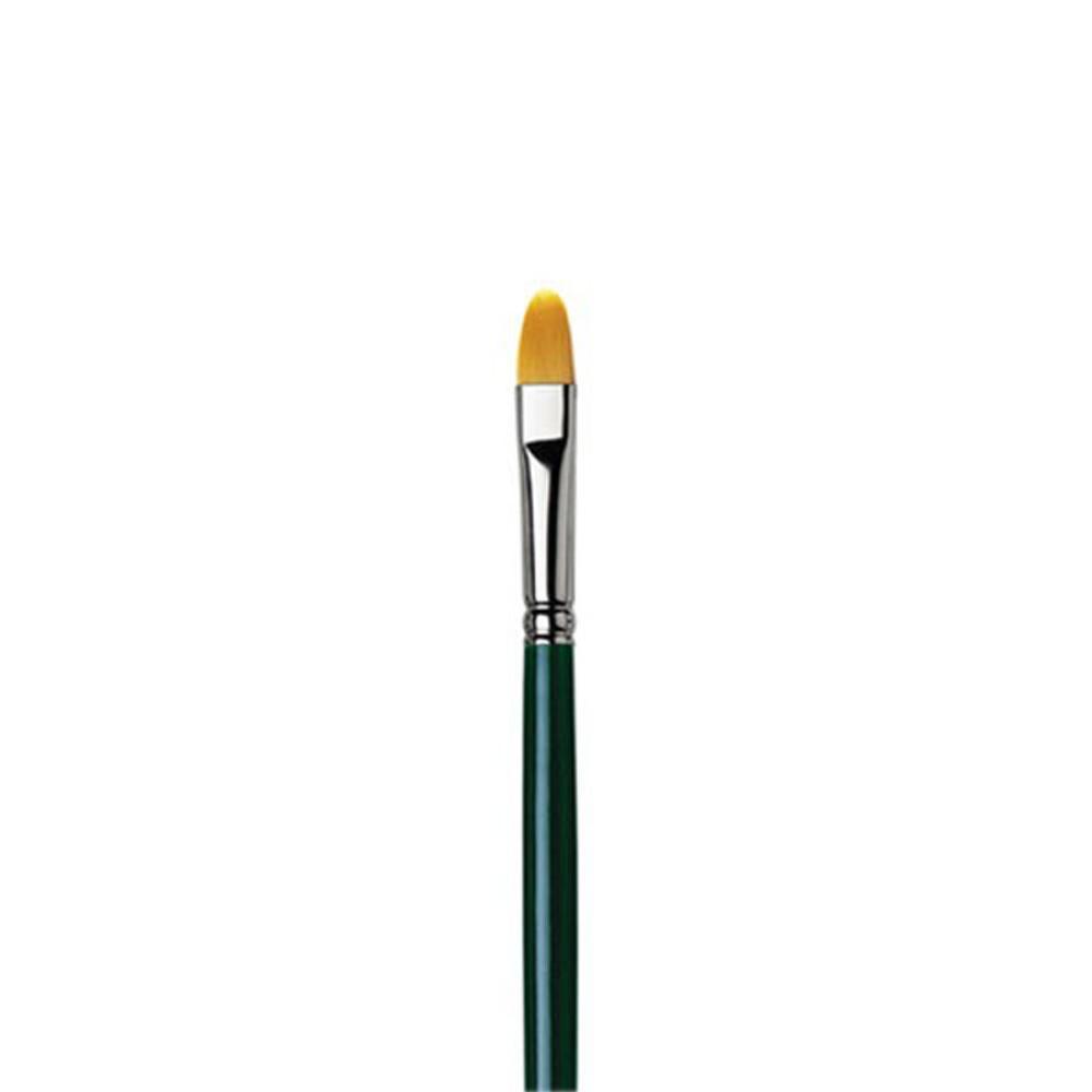 Da Vinci Nova Filbert Brush Yellow Synthetic Serie 1875 No: 0, Oil Paint and Acrylic, Mark: Da Vinci, kanvas tablo, canvas print sales