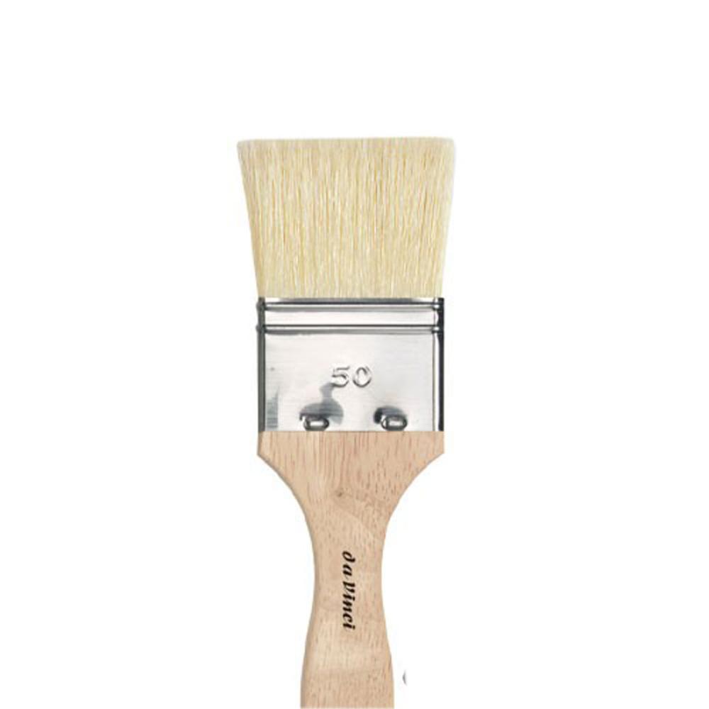 Da Vinci White Bristle Mottler Brush Serie 2476 No: 70, Surface Brushes,