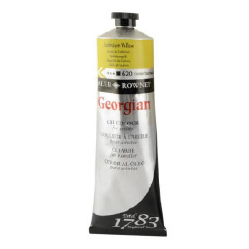Daler Rowney Georgian oil paint 225 ml 620 Cadmium Yellow Hue, Oil Paint, Marka: Daler Rowney, kanvas tablo, canvas print sales