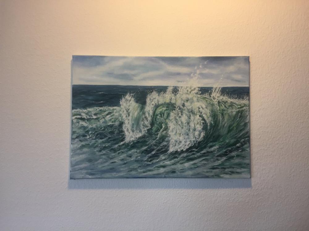 Wind, Original Paintings, , kanvas tablo, canvas print sales