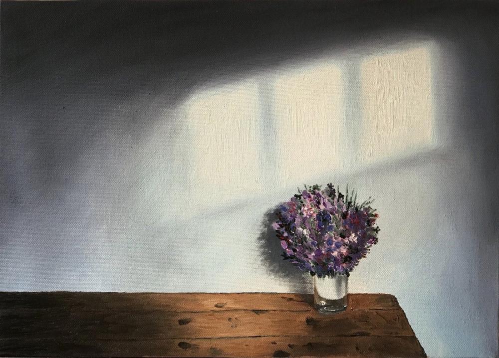 Spring Flowers, Original Paintings, , kanvas tablo, canvas print sales