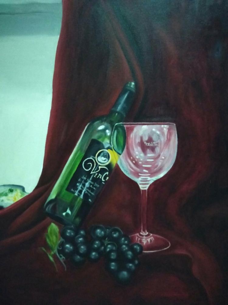 Still life, Original Paintings, , kanvas tablo, canvas print sales