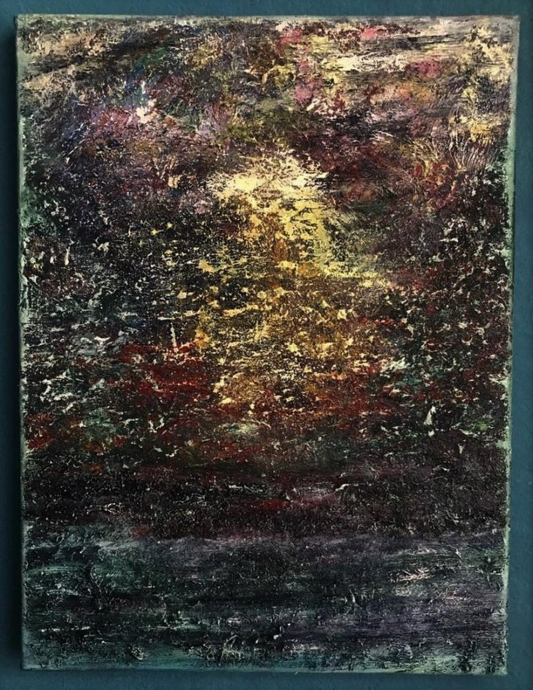 Sunrise, Original Paintings, , kanvas tablo, canvas print sales
