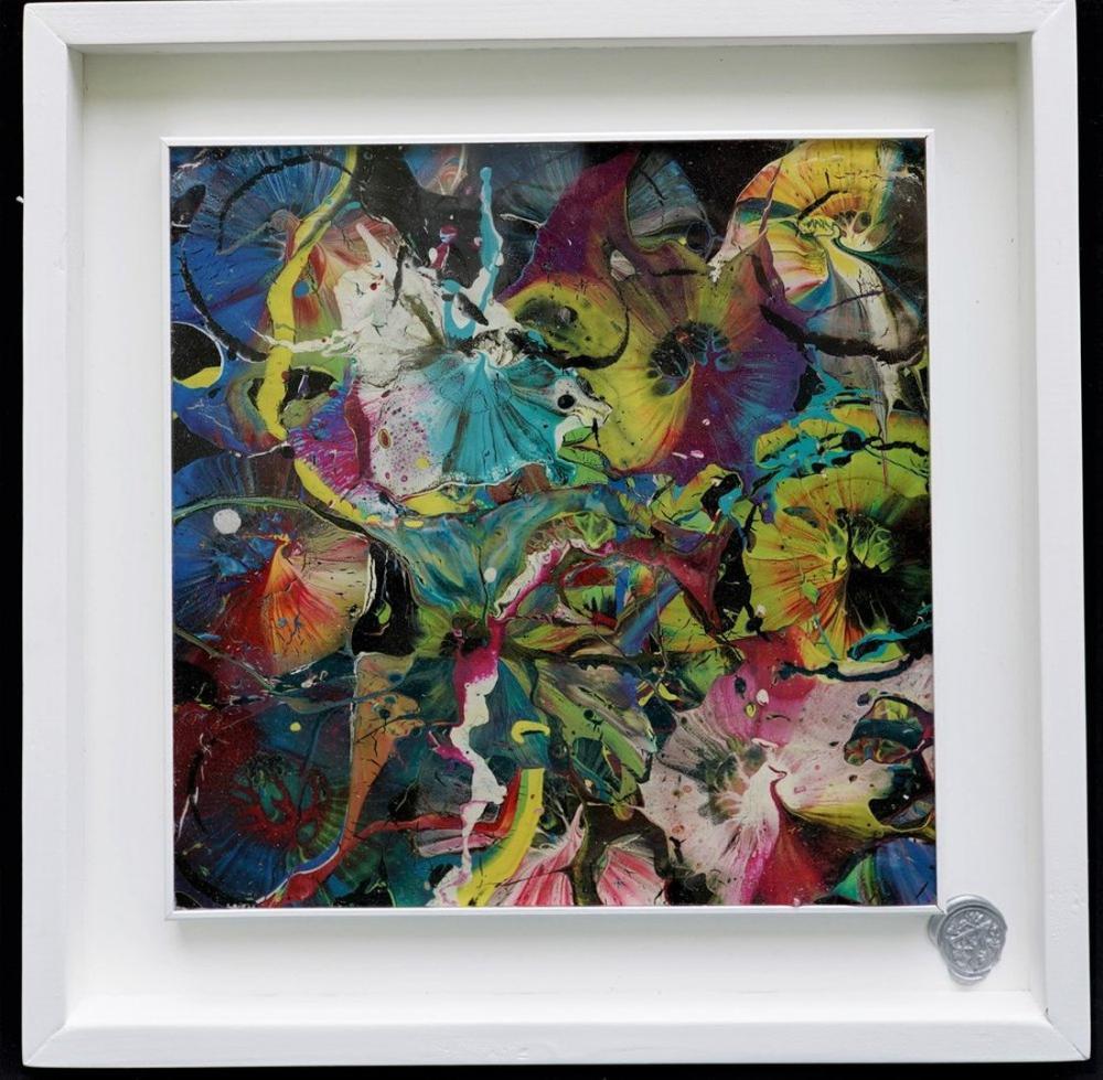 The poppy field 2, Original Paintings,