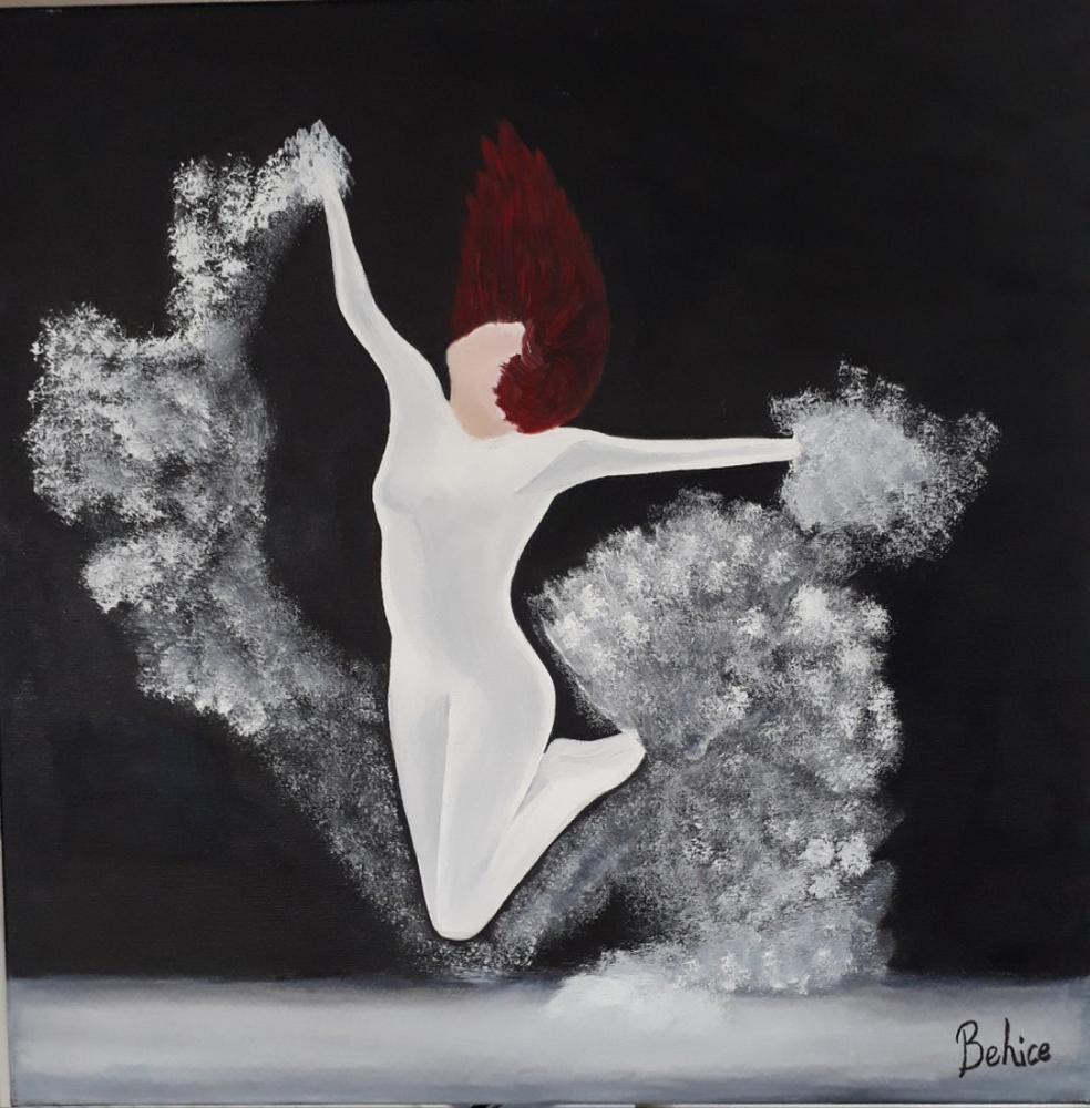 Dans, Orijinal Tablolar, , kanvas tablo, canvas print sales