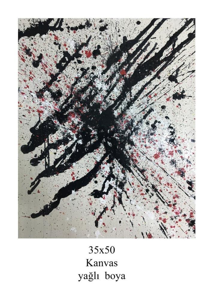 Non 1, Orijinal Tablolar, , kanvas tablo, canvas print sales