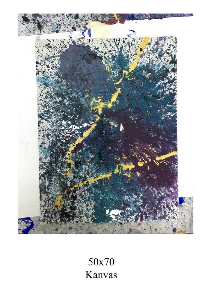 Non 2, Orijinal Tablolar, , kanvas tablo, canvas print sales