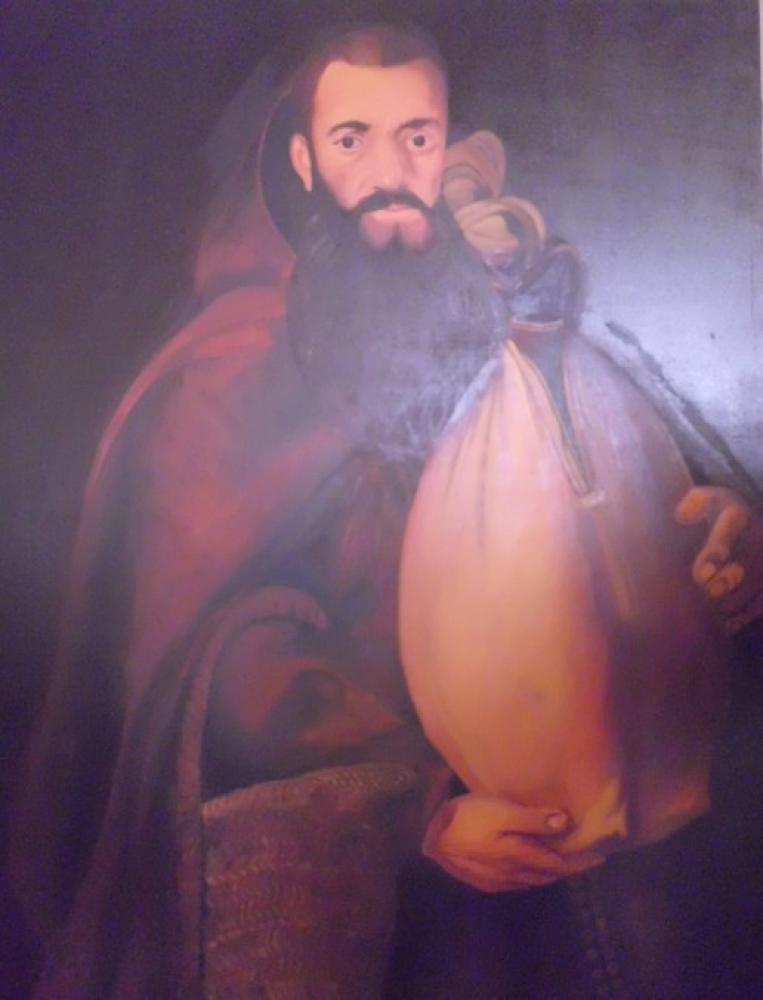 Sir Peter Paul Saint Felix Of Cantalice, Reproduction Paintings, Peter Paul Rubens, kanvas tablo, canvas print sales