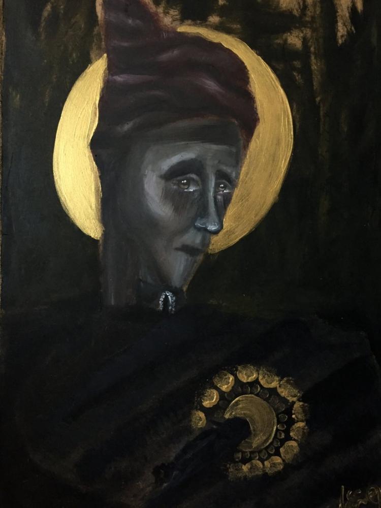Whisper of nothinges, Original Paintings, , kanvas tablo, canvas print sales