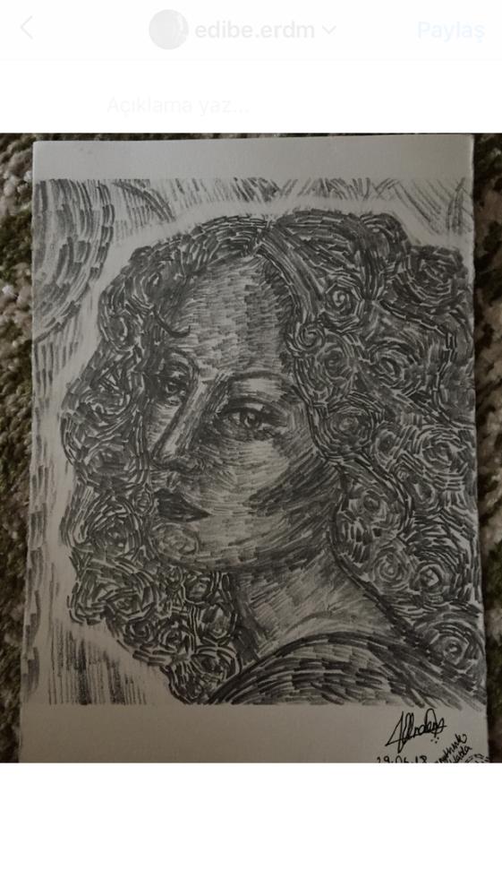 The Woman, Original Paintings, , kanvas tablo, canvas print sales