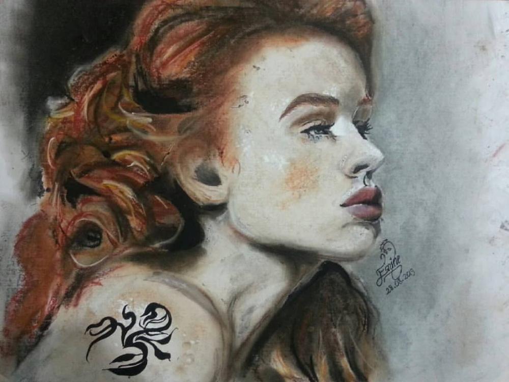 Naturalness, Original Paintings, , kanvas tablo, canvas print sales