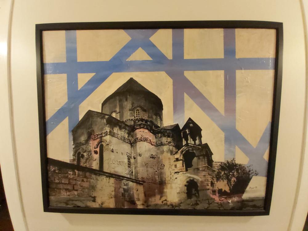 Akdamar, Original Paintings,
