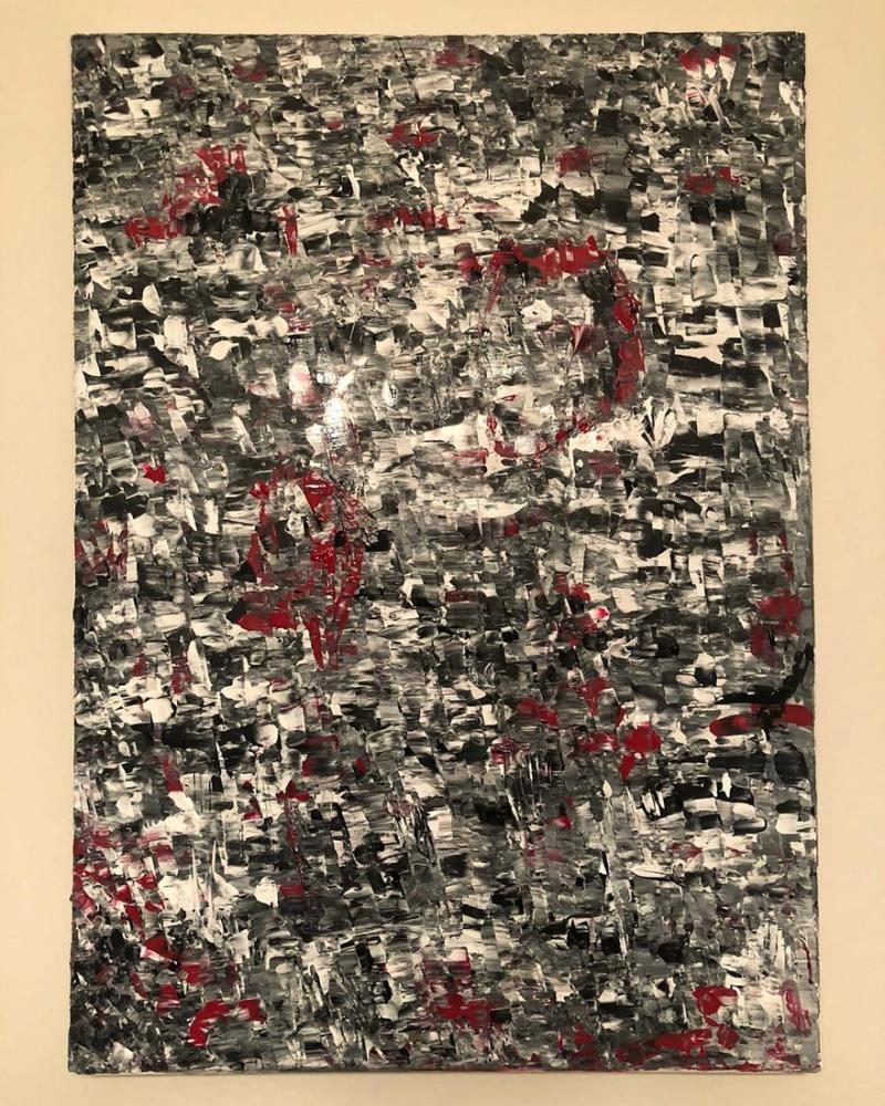 Cursed Man, Orijinal Tablolar, , kanvas tablo, canvas print sales
