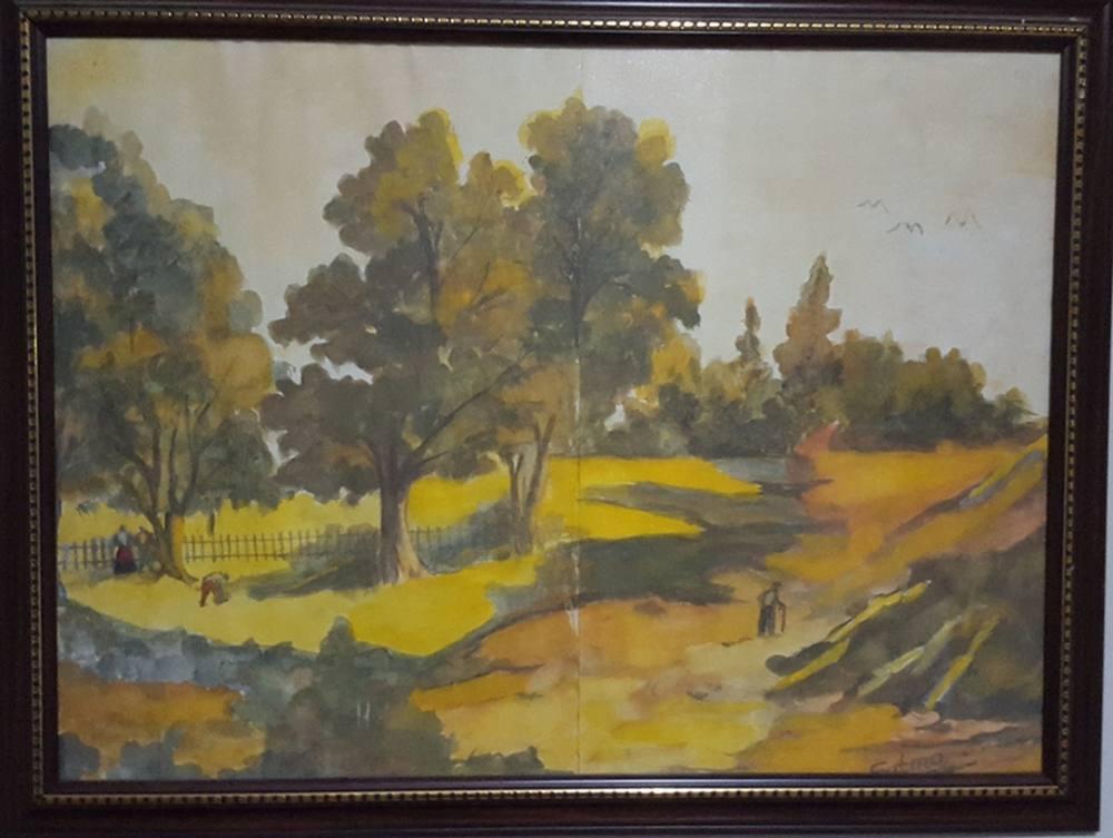 Autumn Works, Original Paintings, , kanvas tablo, canvas print sales