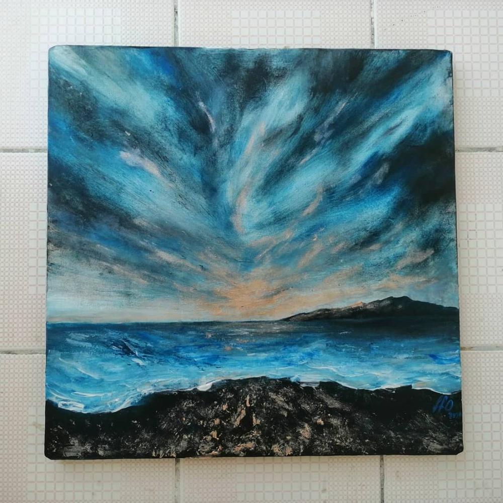 Start, Original Paintings, , kanvas tablo, canvas print sales