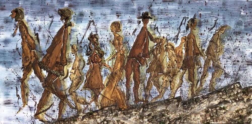 Alegori, Original Paintings,