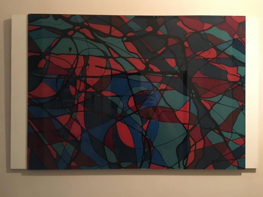 Abstract 1, Original Paintings, , kanvas tablo, canvas print sales
