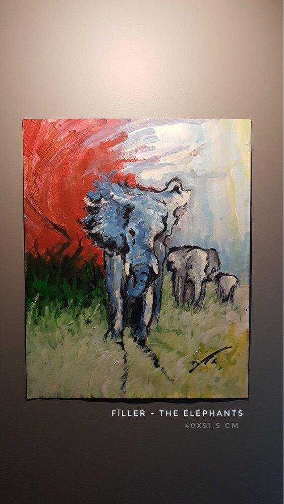 Filler, Orijinal Tablolar, , kanvas tablo, canvas print sales